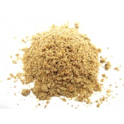 Flax seeds ground